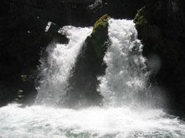 Ukonom Klamath river