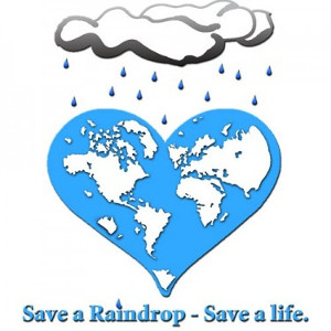 Save the Rain Logo