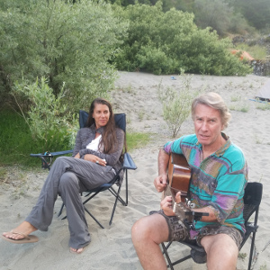 Music on the river