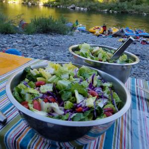 Salad Streamside